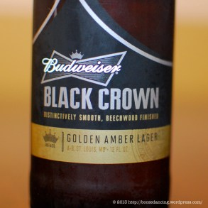 Black Crown - Front Label