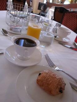 Sit Down Breakfast