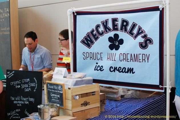 Weckerly's Spruce Hill Creamery