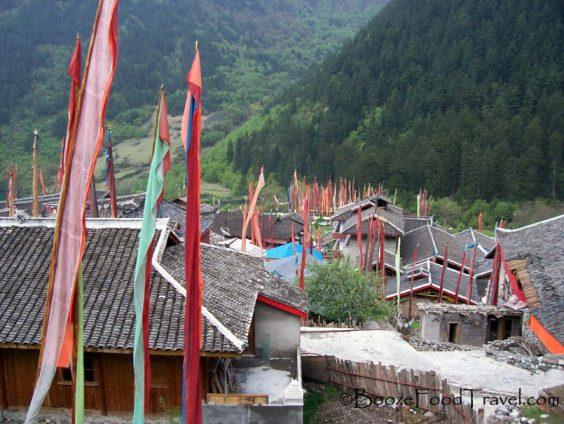 shuzheng village jiuzhaigou