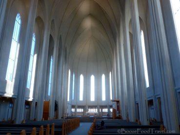 Reykjavik-church