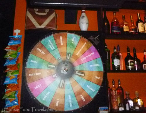 Iceland's favorite game show: Wheel of Drink!
