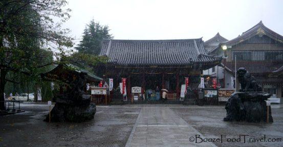 Asakusa Shinto Shrine