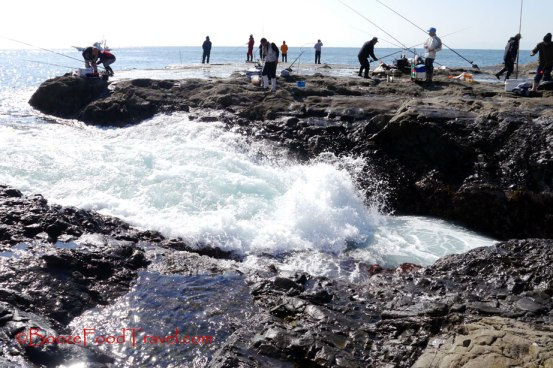 Fishermen at Enoshima
