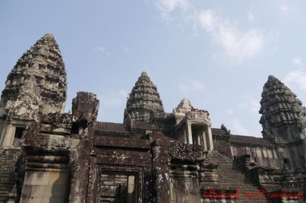The inner temple of Angkor Wat
