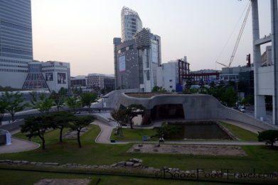 Dongdaemun Hisory & Culture Park