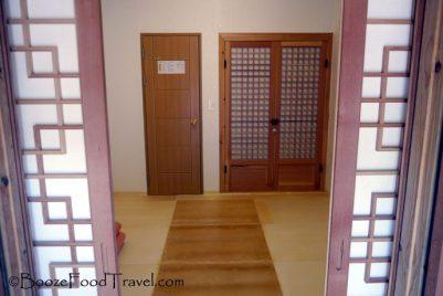 My room at Woljeongsa