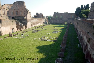 The Hippodrome of Domitian