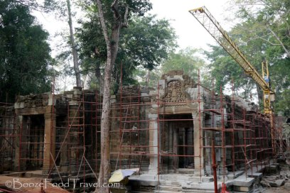 This is not how I imagined Ta Prohm