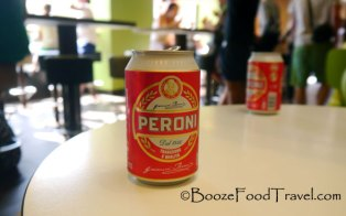 Peroni and McDonald's