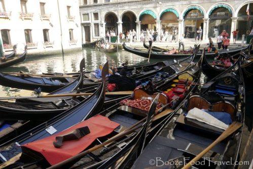 Venetian parking lot