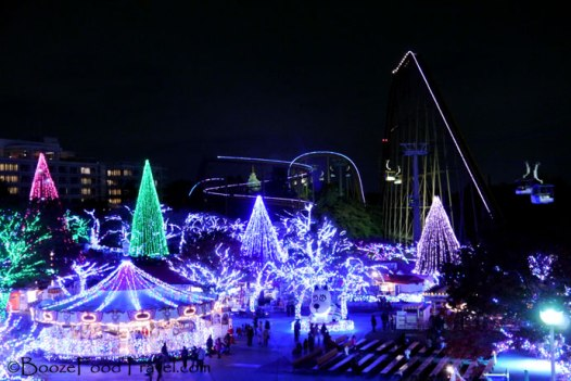 yomiuri-land-lights
