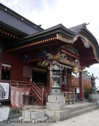 Musashi-Mitake-Shrine