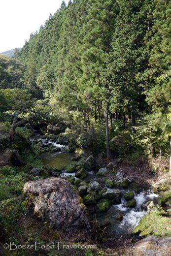 mitake-river