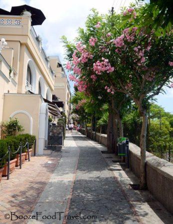 capri-street