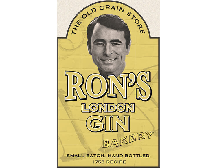Ron's Lond Gin