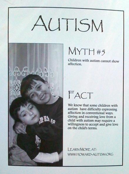Autism Myth #5