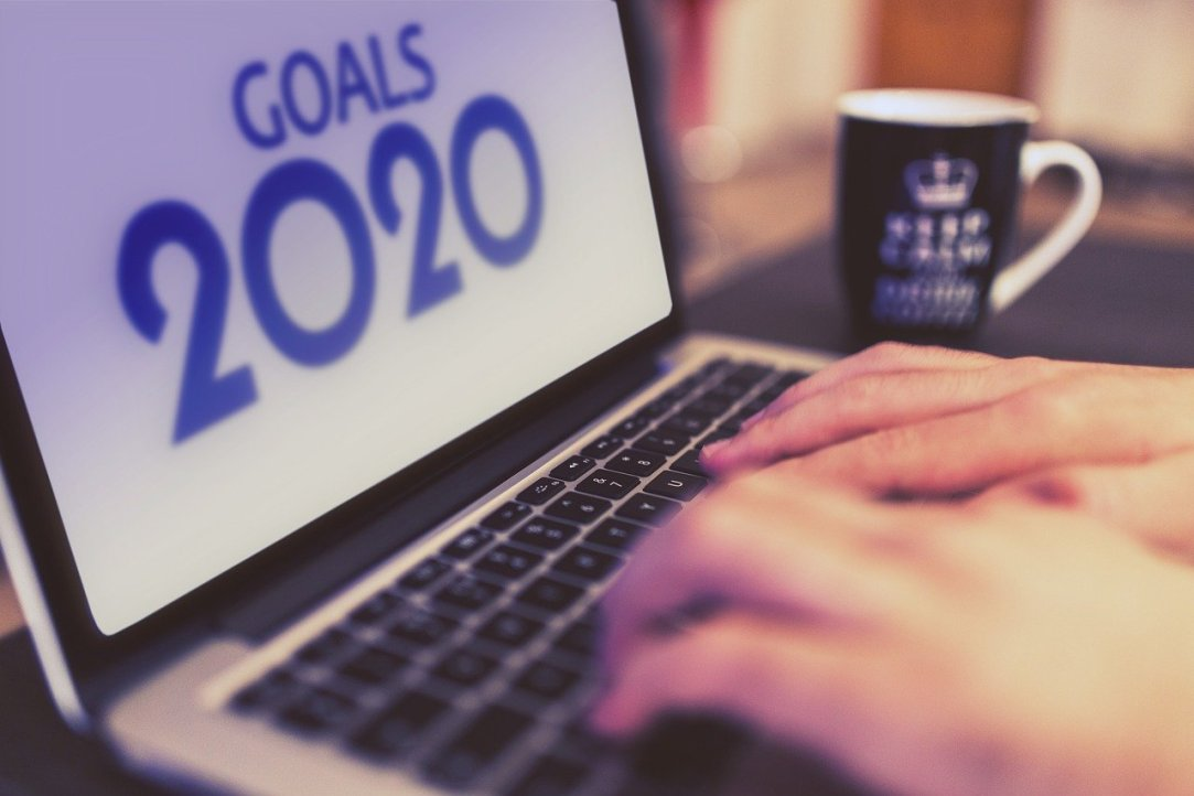 Setting Goals for 2020 Dry January online support