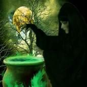 Wine Witches Cauldron
