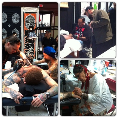 Montreal Tattoo Art Show 2013