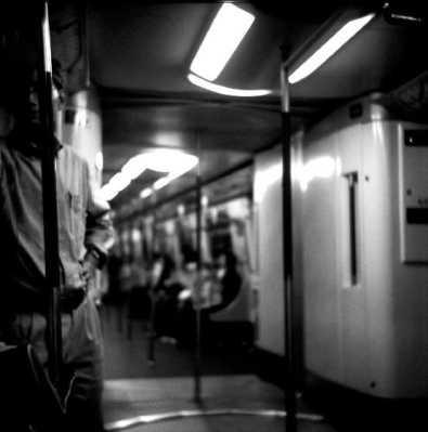 Hong-Kong subway