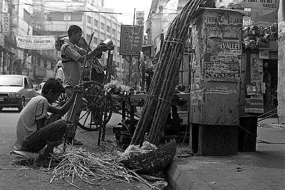 Kolkata street
