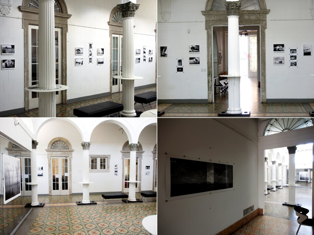 Exhib Panama, set-up #2