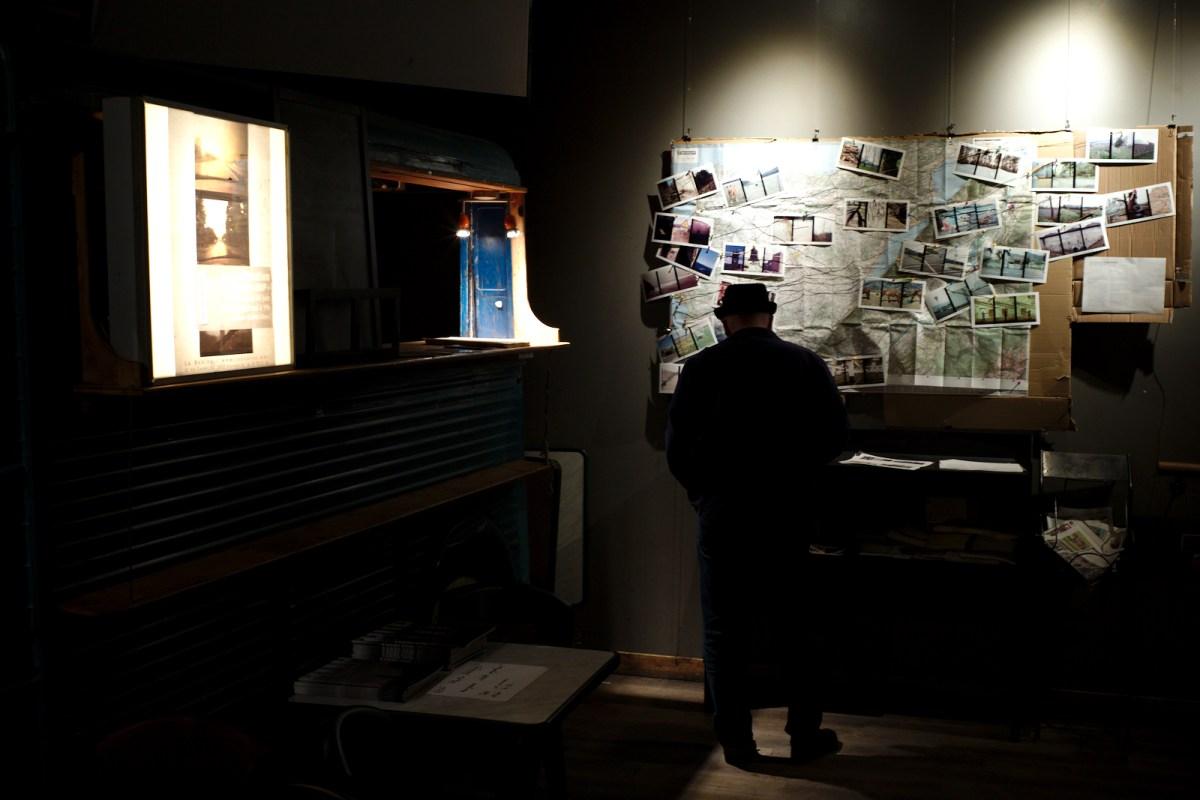 La Modification - Installation @ La Bobine, Grenoble