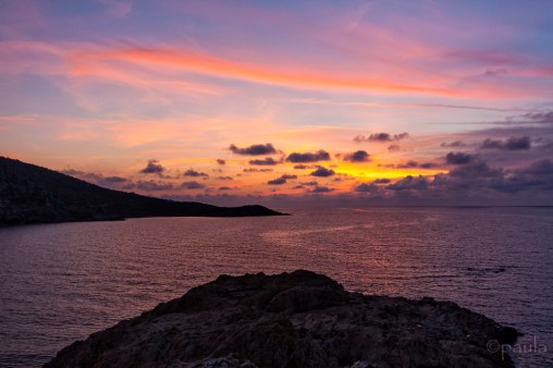 September - remembering Corsica