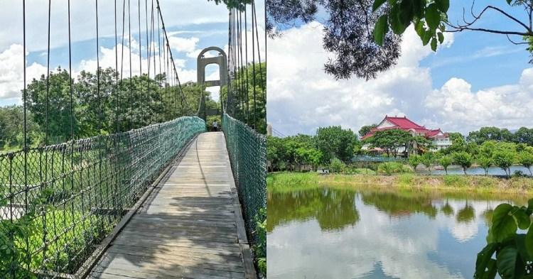 小南海風景區。一間禪寺一座吊橋,湖光水色盡收眼底|小南海普陀寺