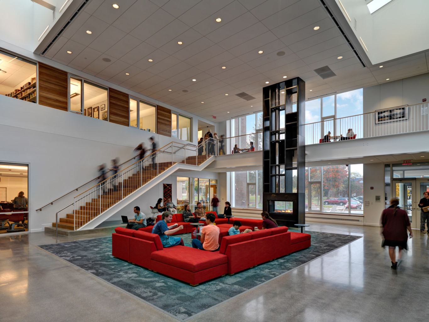 Earlham College Center For Visual And Performing Arts Bora