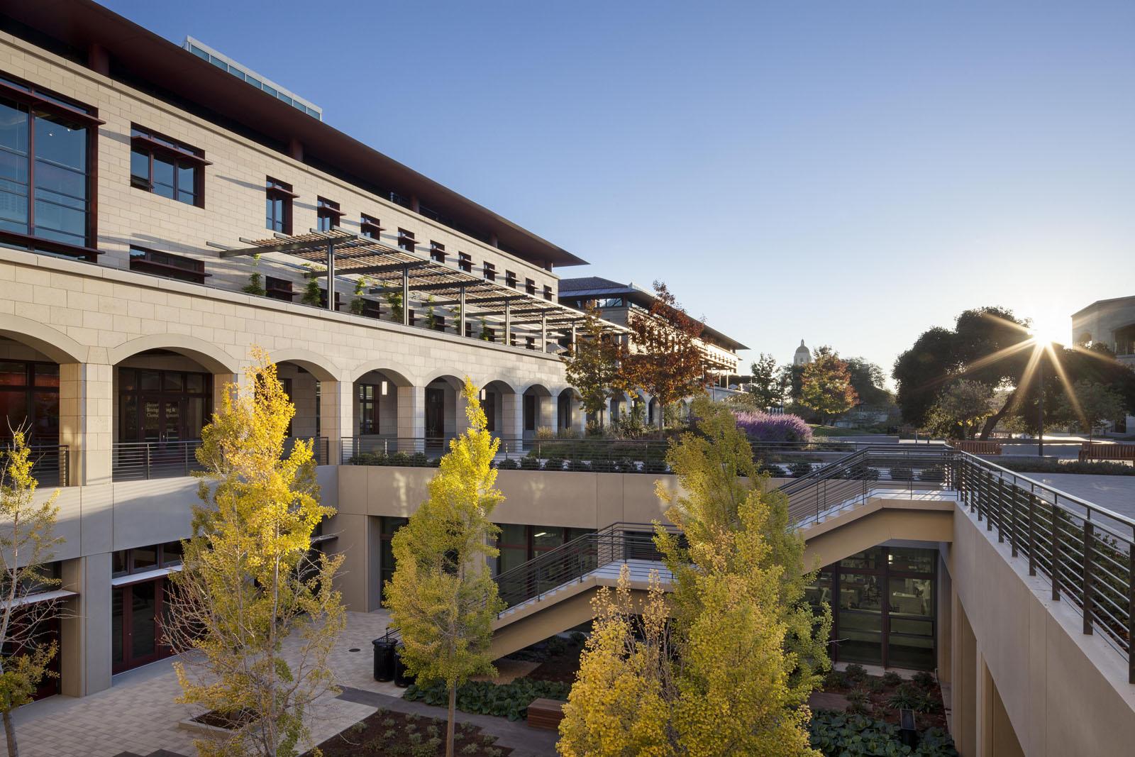 Stanford University Shriram Center For Bioengineering And Chemical Engineering Bora