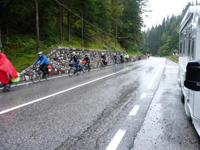 isonzo in bici