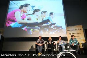 Foto del Microstock Expo 2011