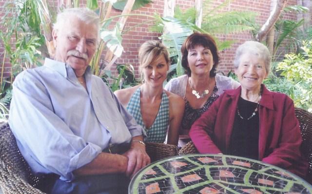 La famiglia Bacchia nel 2011
