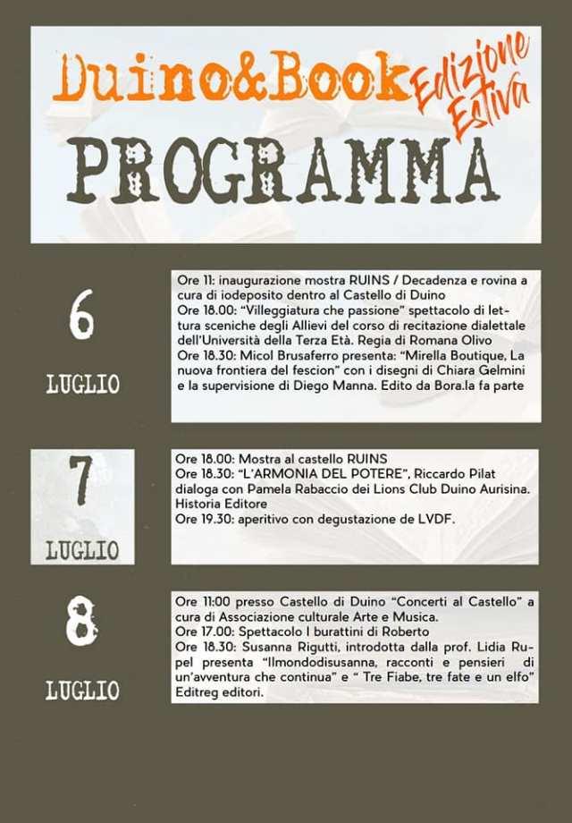 duino programma