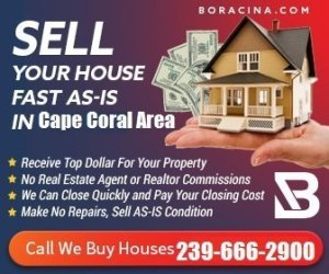 Sell My House Fast AS IS Cape Coral Florida Cash Home Buyers