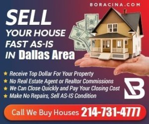 Sell My House Fast AS IS Dallas Texas Cash Home Buyers