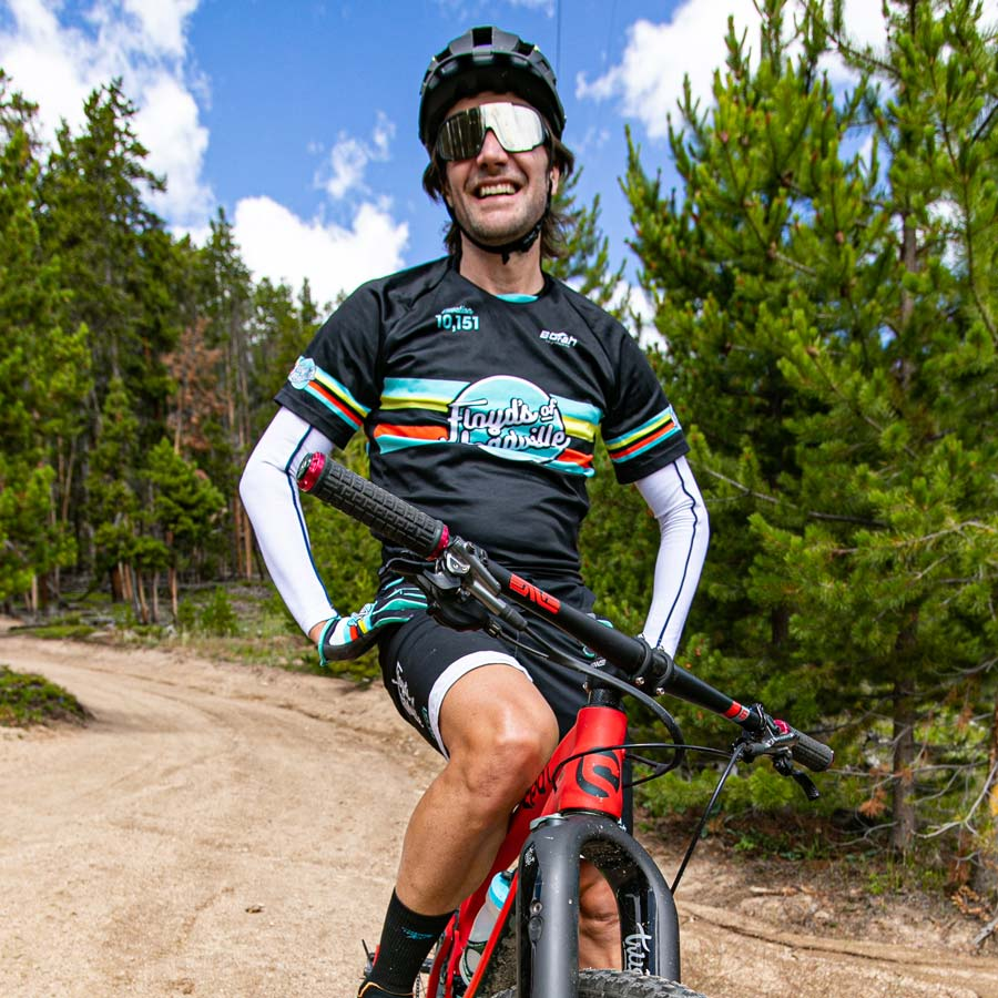 Freeride MTB Jersey - Action1