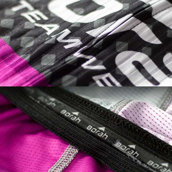 Women's OTW Spark Cycling Jersey Detail