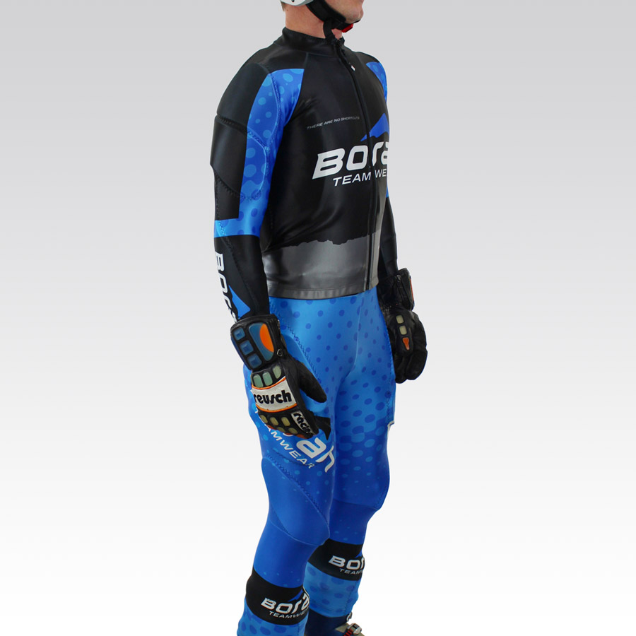 2-Piece Padded Pro Alpine Suit Gallery2