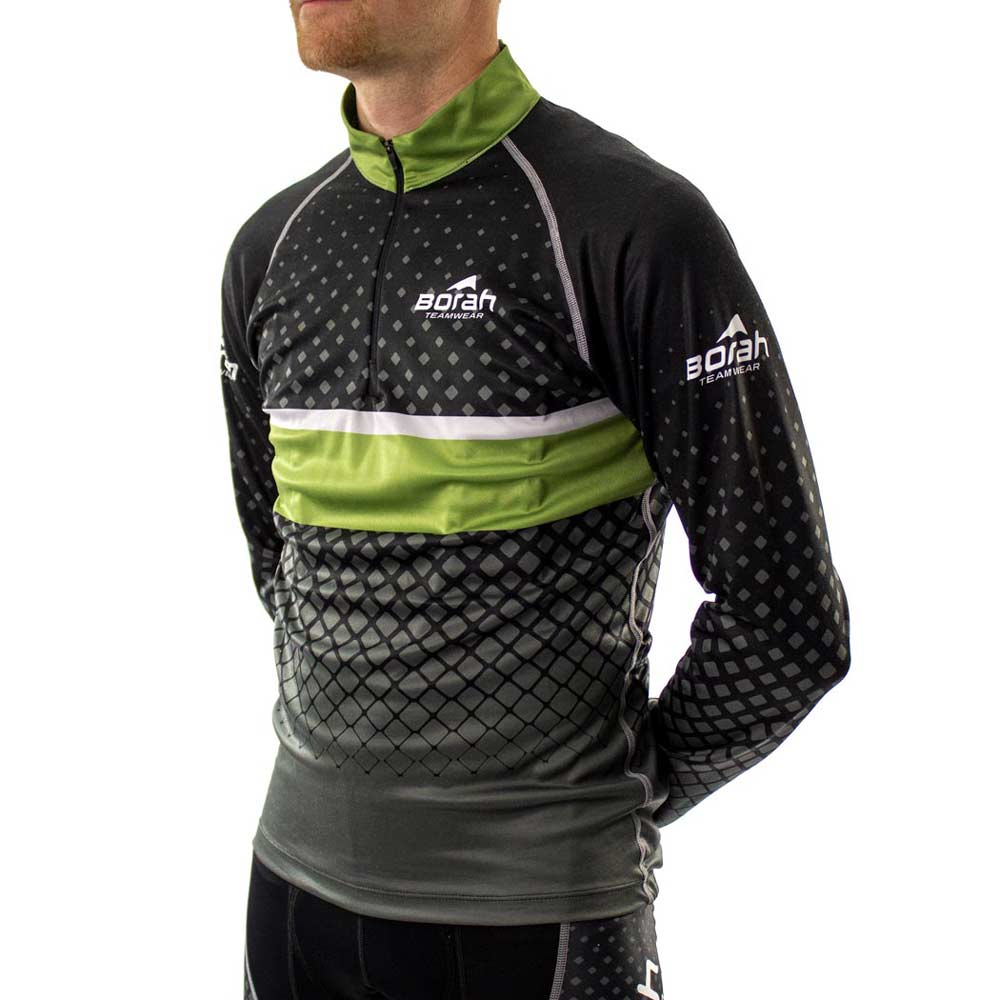 Custom Pro Ardent Wool Cycling Jersey