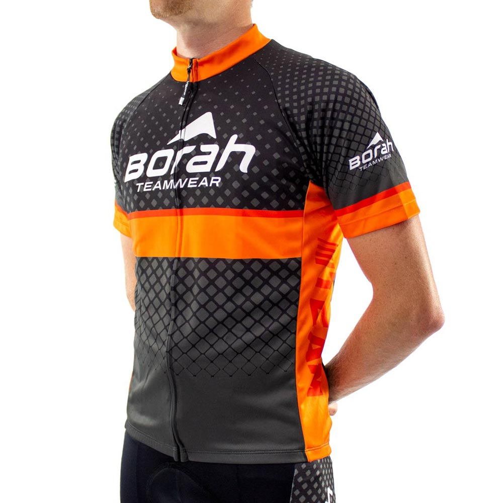 Custom Team Cycling Jersey