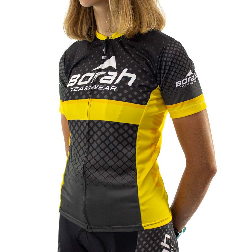 Custom Women's Team Club Cut Cycling Jersey