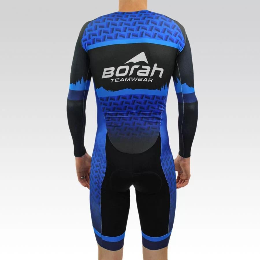OTW Long Sleeve Cycling Skin Suit Gallery4