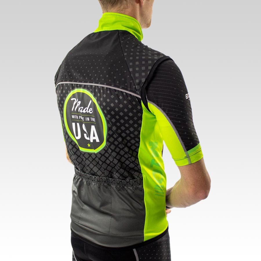 OTW Midweight Cycling Vest Gallery2