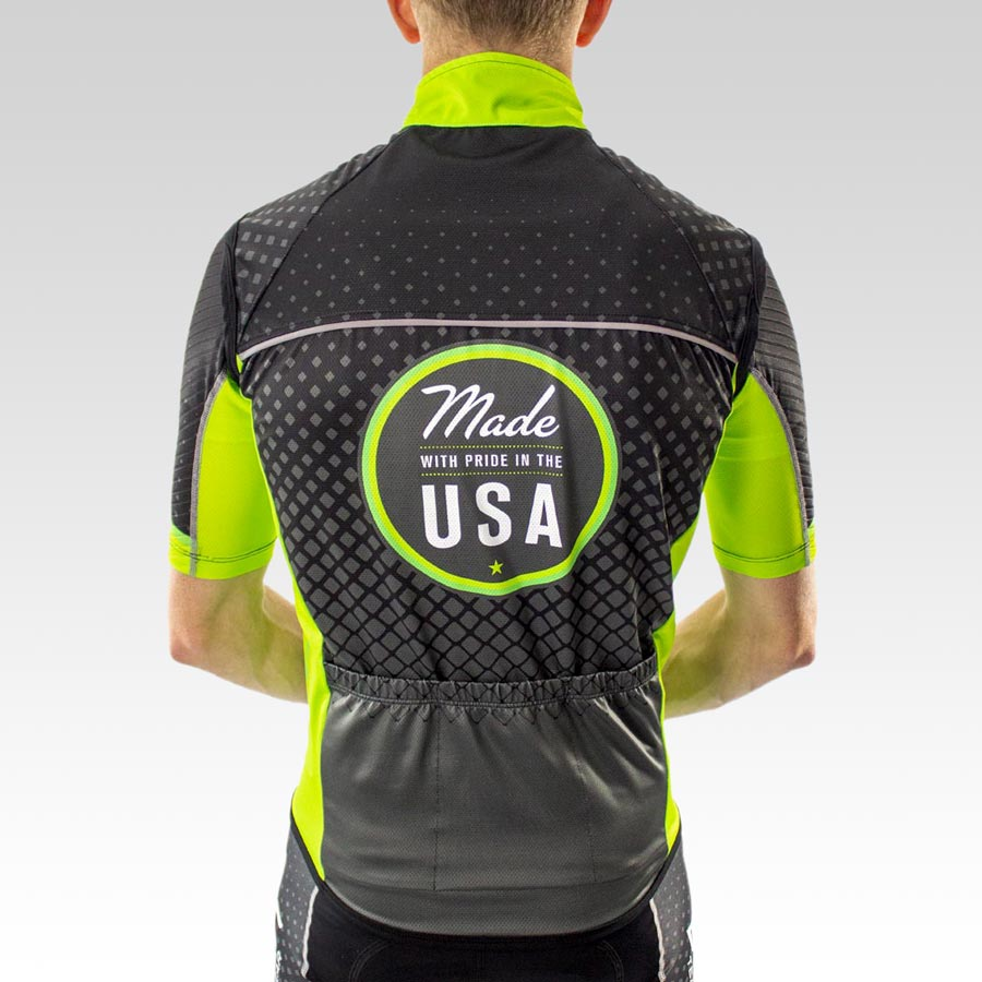 OTW Midweight Cycling Vest Gallery3