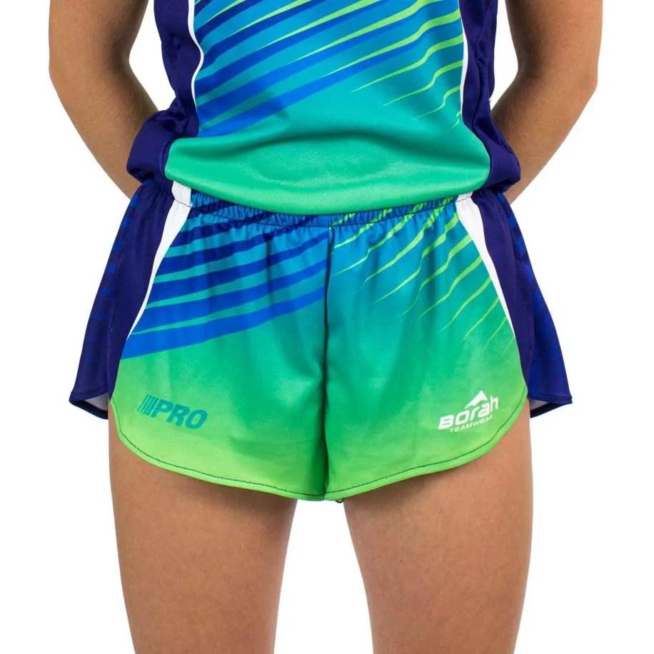 Custom Women's Pro Running Short