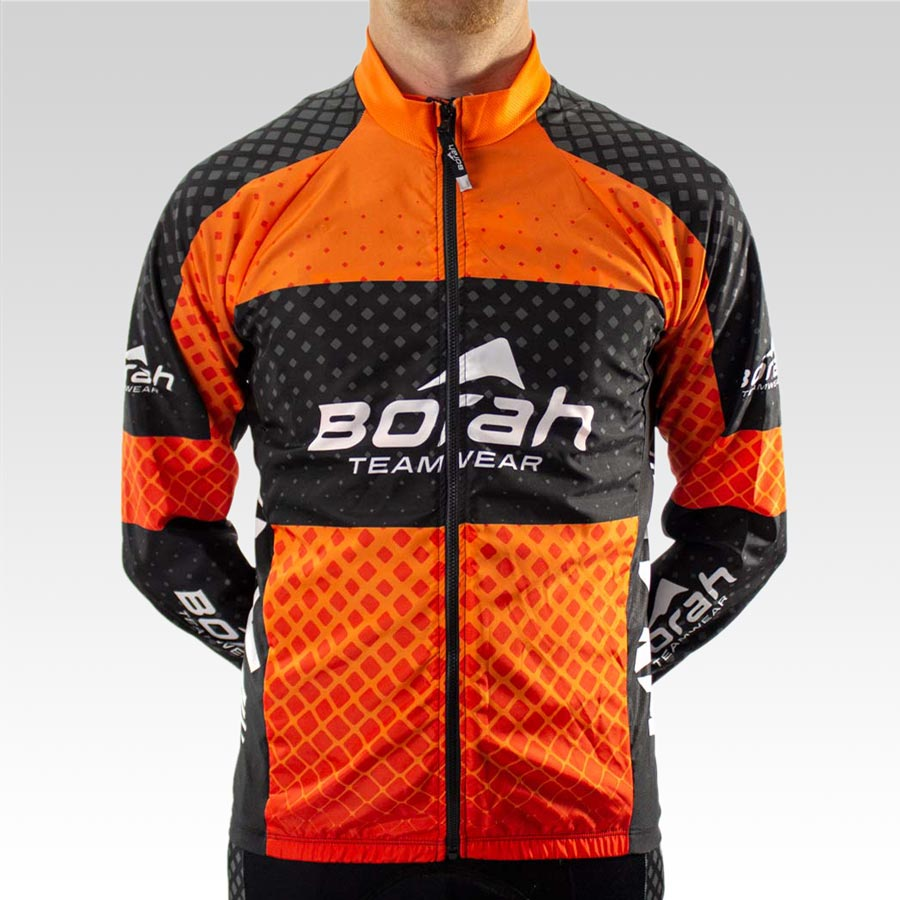 Team Cycling Jacket Gallery1