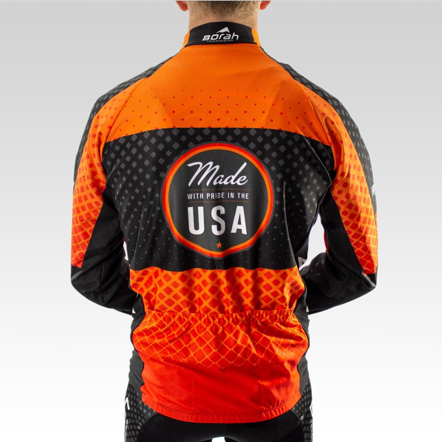 Team Cycling Jacket Gallery3